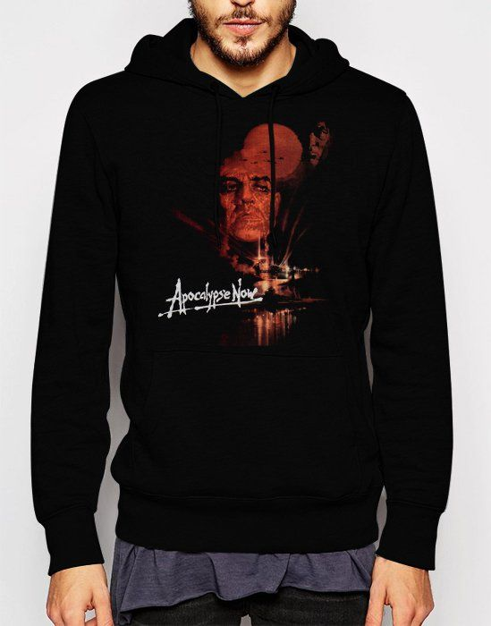 Gift+for+Men+Apocalypse+Now+Black+Hoodie