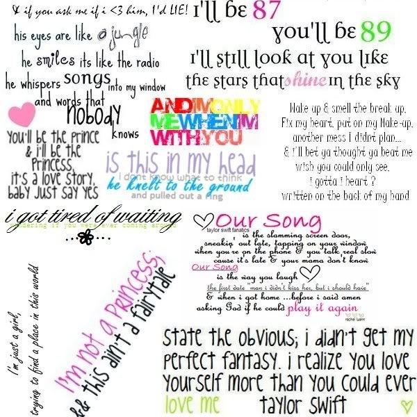 I ve fallen in love lyrics
