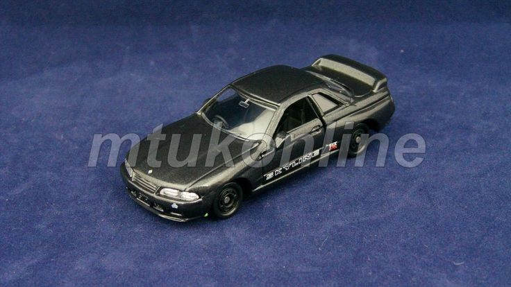 TOMICA 20 NISSAN SKYLINE GT-R 1989   R32   1/59   EXCLUSIVE MODEL MR.ITO VERSION