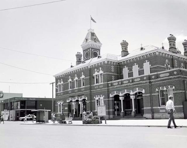 Old Shepparton Post Office