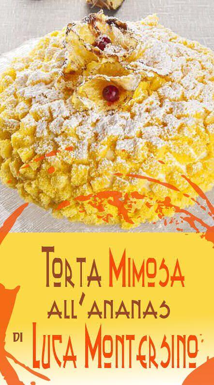 n questa occasione Luca Montersino insegna tecniche, trucchi e segreti per preparare una delle torte-base piu' classiche della pasticceria, il pan di Spagna, e ci mostra come utilizzarlo per realizzare una Torta mimosa all'ananas.