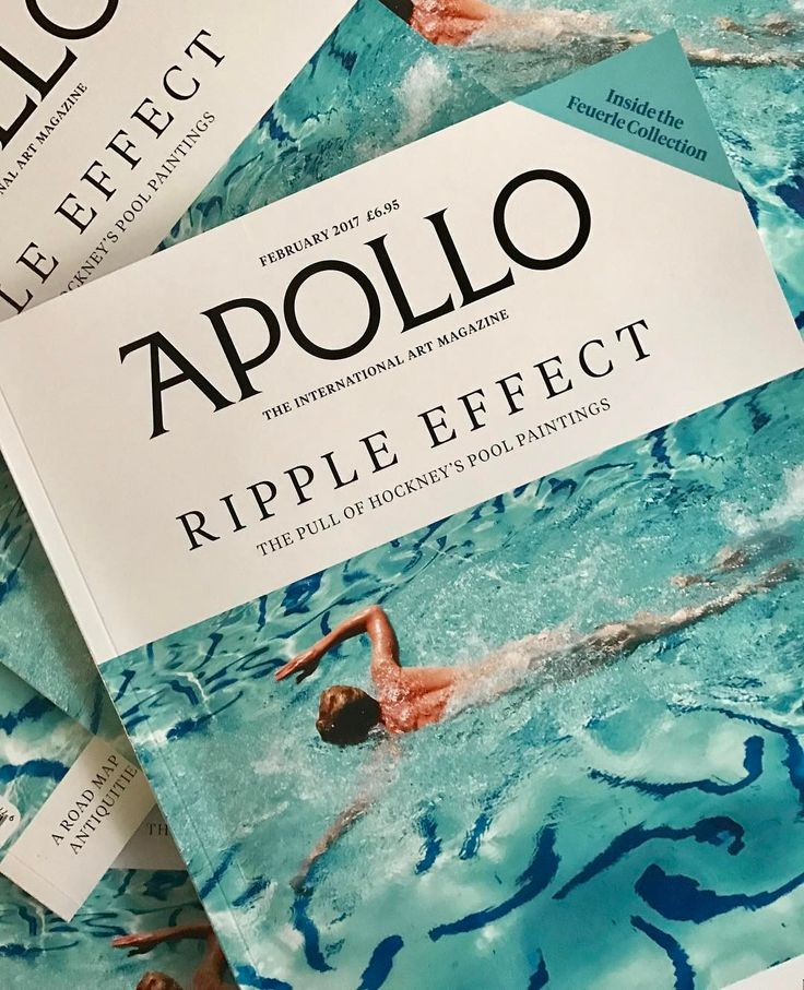 Our February 2017 issue of Apollo is out now!Hockney's swimming pools Athenian vases an interview with Günther Uecker the case for antiquities trade reform and more. #apollo #apollomag #apollomagazine #hockney #davidhockney #athenian #vases #international #art #magazine #februaryissue