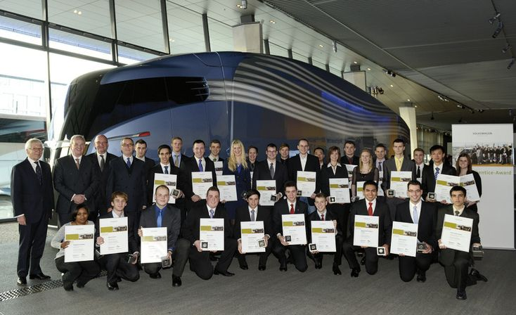 MAN young talents among the best in the Volkswagen Group