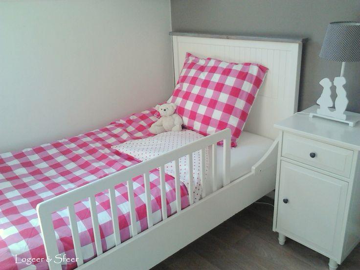 Sfeervolle meisjes slaapkamer in vakantiewoning logeer sfeer logeer sfeer vakantiewoning - Cabine slaapkamer meisje ...