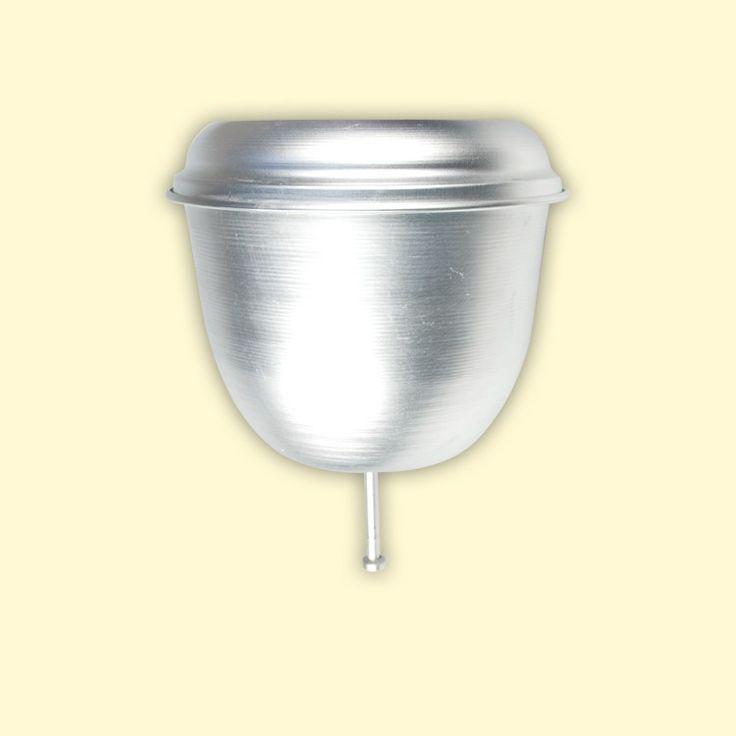 SHOP-PARADISE.COM:  Wasserspender 2,5 L, aus Aluminium 24,99 €