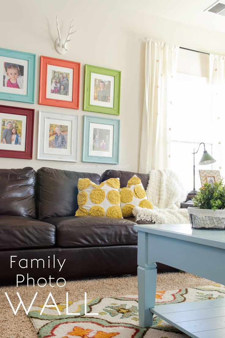 Best 25+ Photo walls ideas on Pinterest | Photo wall, Picture walls and  Gallery wall layout