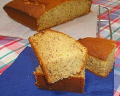 Banana Cake Recipe - Lunch box