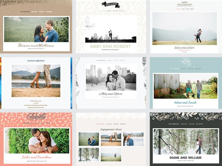 Best 25 the knot wedding website ideas on pinterest wedding how to make a wedding website junglespirit Image collections