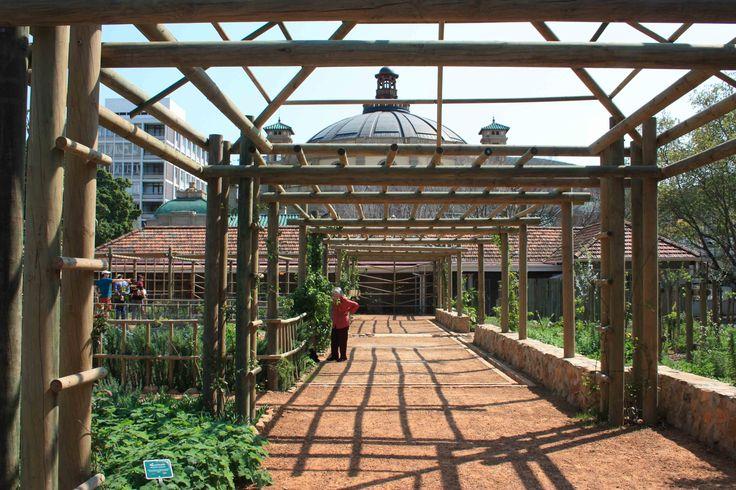 VOC Vegetable Garden – From car park to abundant vegetable garden! Spring has arrived, and now is a good time to visit. www.facebook.com/ulslandscapes