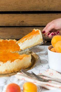 Schmand-Kuchen mit Mandarinen