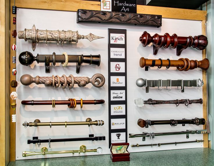 Curtains Ideas curtain rod suppliers : 17 Best images about Custom Curtain Rods I Drapery Hardware I ...