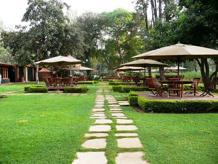 Safaris Tanzanie - Voyage Zanzibar - Arusha Coffee Lodge