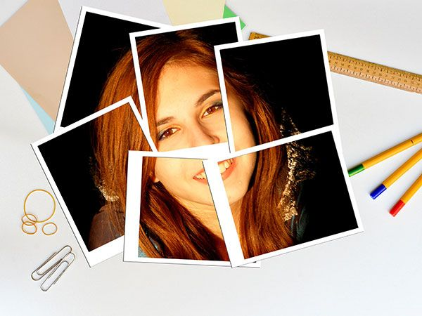 Membuat Multiple Frame Dengan Photoshop. Untuk membentuk frame foto, buat seleksi berbentuk frame pada suatu layer terpisah, kemdian fill batasnya dengan warna putih dan berikan layer style emboss atau drop shadow.