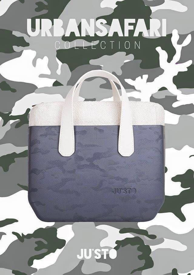 Urban Safari Grey