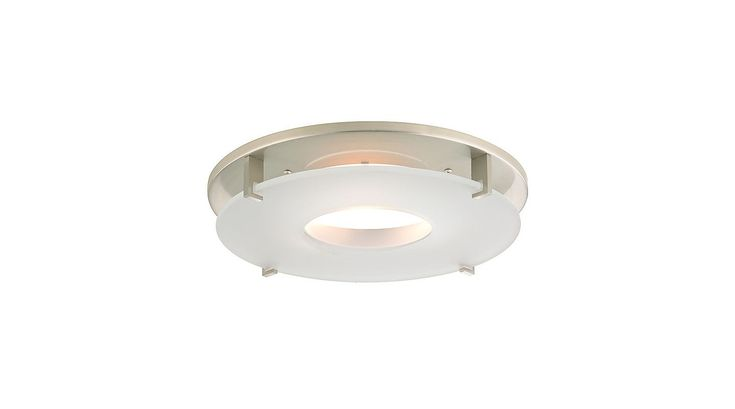 Seeded Glass Bathroom Light Satin Nickel Dolan Designs: 1000+ Ideas About Recessed Lighting Fixtures On Pinterest