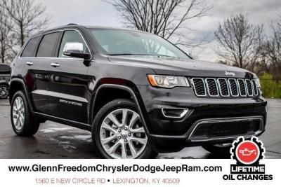 2017 Jeep Grand Cherokee Limited For Sale In Lexington | Cars.com