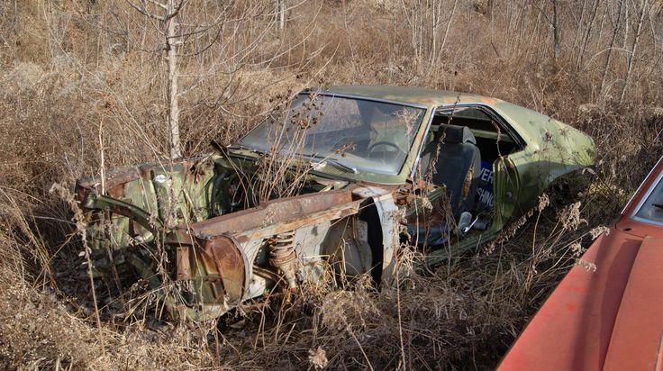 Barn Find Cars >> A Retired Missouri Rock Quarry Hides Barn-Find Gems   cars   Pinterest   Barn finds, Gems and Barn
