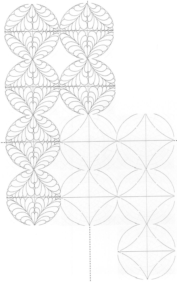 Quilt Stencils Hand Quilting : 761 best Machine quilt designs-borders/shashing images on Pinterest Longarm quilting, Free ...