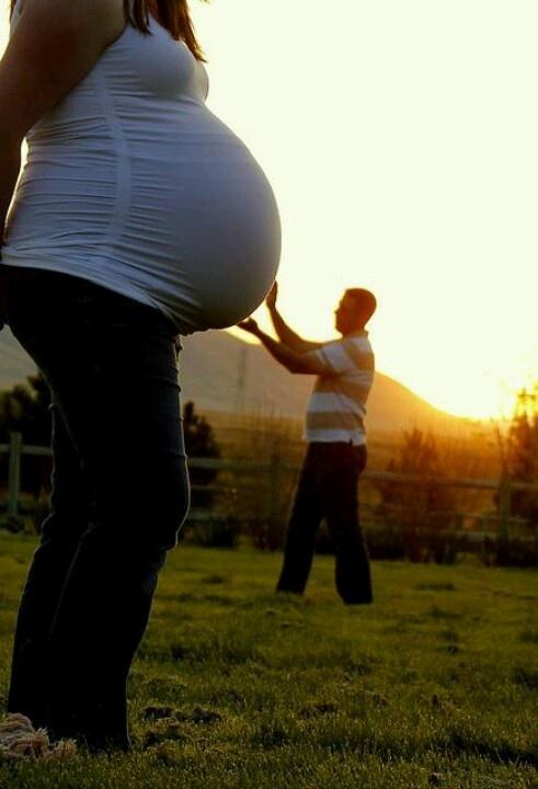 Cute maternity pic