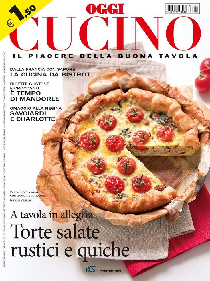Oggi cucino maggio 2016 by Cristina Tubelli - issuu