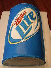 Miller Lite Can Cakes By Laura Tags Cake Millerlite