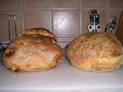 Domácí chléb bez pekárny