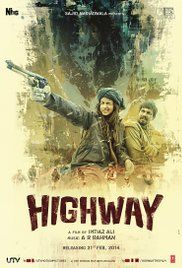Highway Movie With English Subtitles Download. Right before her wedding, a young woman finds herself abducted and held for ransom. As the initial days pass, she begins to develop a strange bond with her kidnapper.