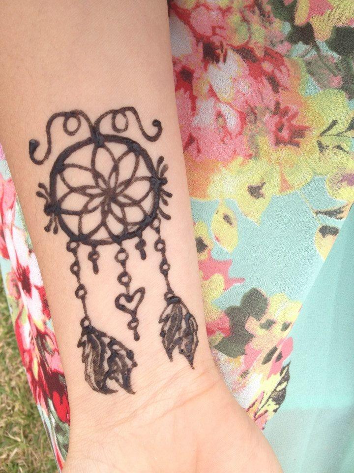 dreamcatcher henna | My Style | Pinterest | Henna