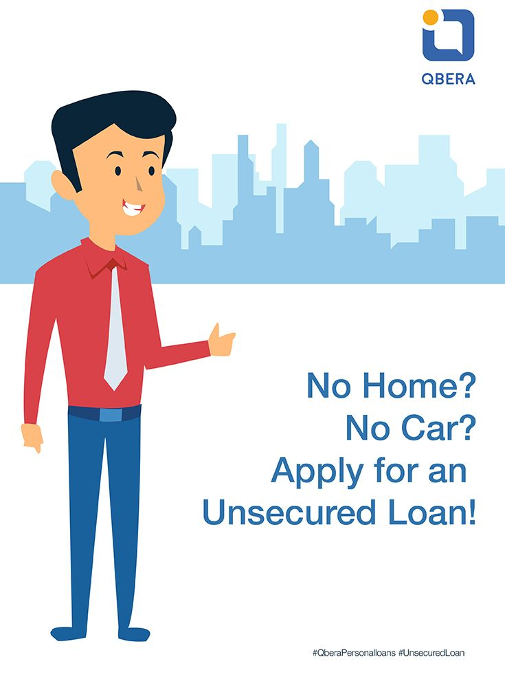 No Home No Car Apply For An Unsecured Loan Unsecuredloans Unsecured Personal Loan Ref Source Https Www Qbe Unsecured Loans Personal Loans How To Apply