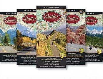 Κάθε μοτοσικλετιστής έχει σαν όνειρό του να ταξιδέψει στους ατέλειωτους αυτοκινητόδρομους των ΗΠΑ. Αν λοιπόν καταφέρετε να το πραγματοποιήσετε χρήσιμο είναι να προμηθευτείτε ένα Butler Map, έναν ολοκληρωμένο χάρτη για το ταξίδι στα βραχώδη Όρη