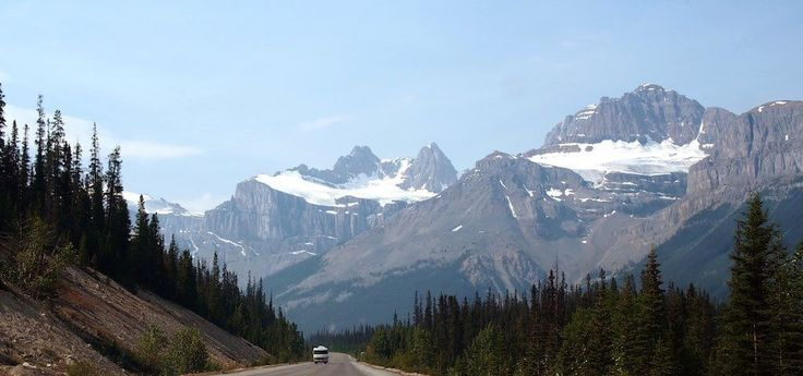 Road trip Canada, rocheuses canadiennes #rocheuses #canada #explorecanada #nature #mountains #jasper #banff