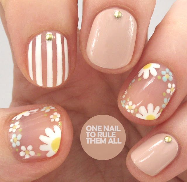Negative Space All The Nails! | One Nail To Rule Them All | Bloglovin