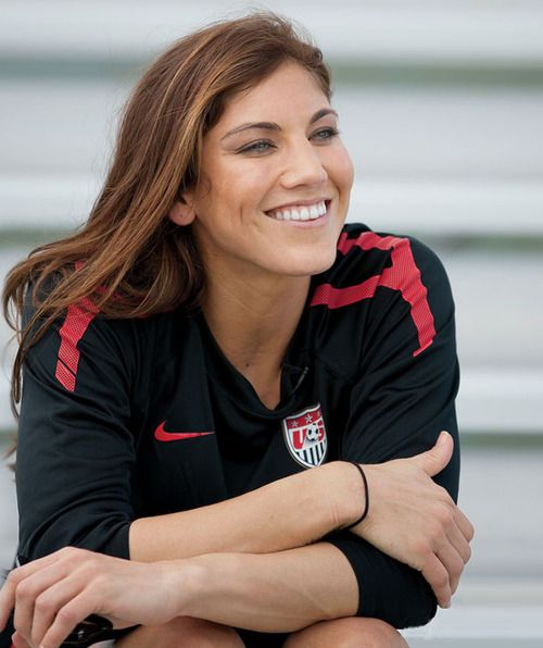 Hope Solo: Soccer player, goalie for the USWNT and the best in the world. She attended the University of Washington and became part of the National team in 2000, now she has played 13 seasons with them. She has lead the US women to a gold finish in the 2008 and 2012 Summer Olympics and a silver finish in the 2011 World Cup where she won the golden glove. In the Olympic final VS Japan Solo Solo made many saves, including a 82nd minute save of a powerful shot which could have tied the match.