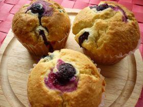 「ブルーベリーマフィン」katumi   お菓子・パンのレシピや作り方【corecle*コレクル】