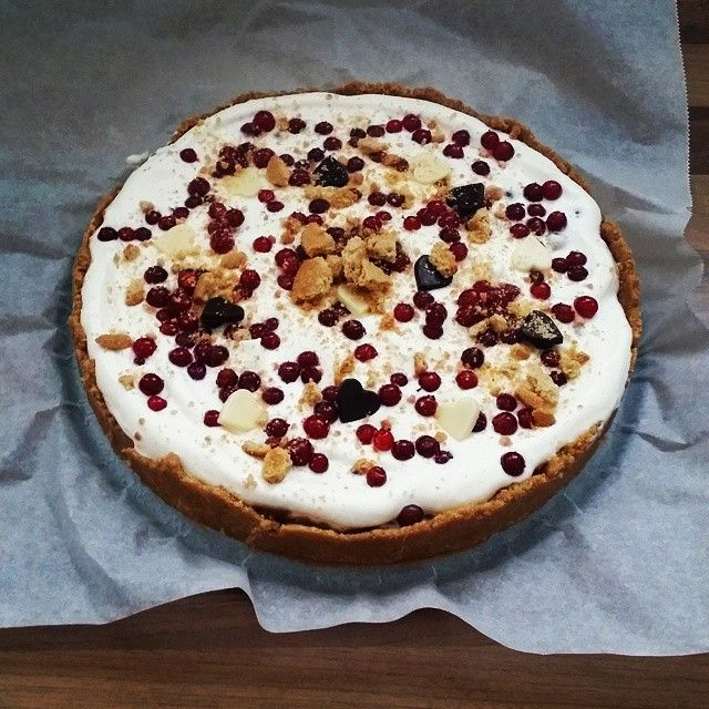 #leivojakoristele #puolukkahaaste Kiitos @laura_hama