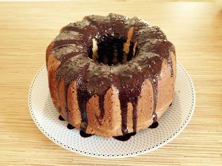 Κέικ με μερεντένια Λάβα!