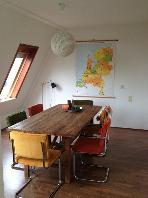 19 best huis images on pinterest ribs dining room and dining table