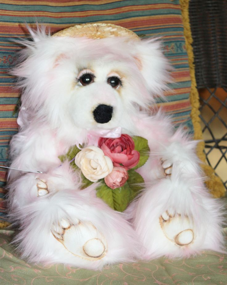 Lola is for sale at Riversong Art Studio on Etsy