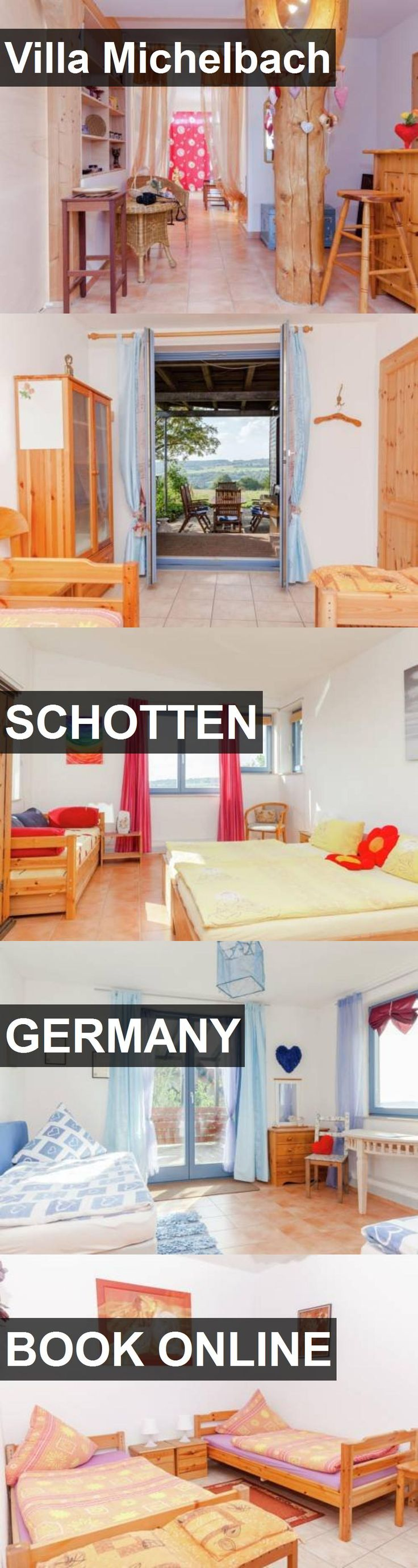 Hotel Villa Michelbach in Schotten, Germany. For more information, photos, reviews and best prices please follow the link. #Germany #Schotten #travel #vacation #hotel
