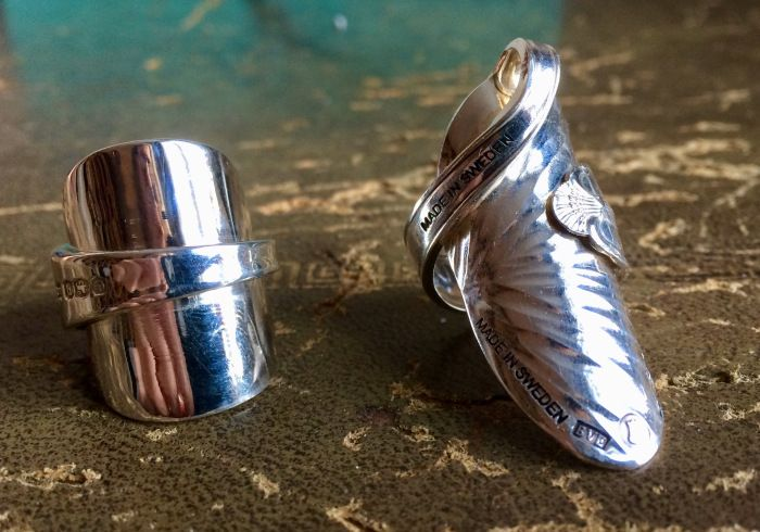 Spoon ring from Halospoonrings on Etsy – Janet Carr @