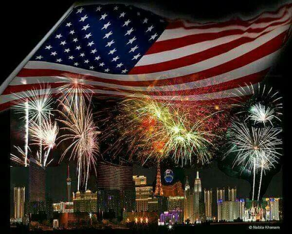 4th of july 2014 las vegas