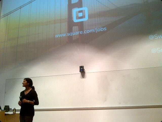 Swati and the story of how Square began to exist