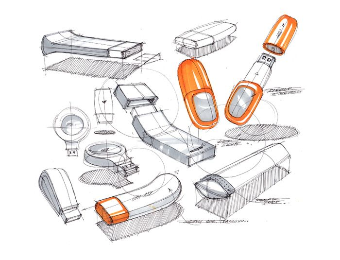 I love the Sketch-A-Day section of this site. It is a great source for sketching ideas.