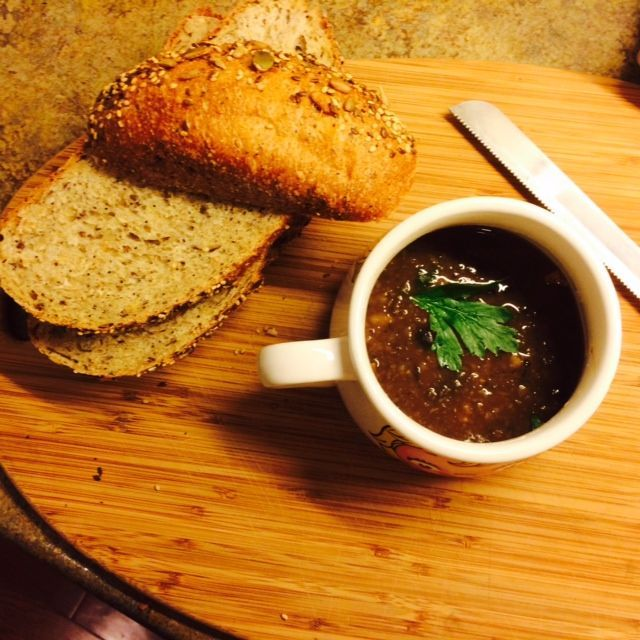 17 Best images about Hearty Whole Barley Soups and Stews on Pinterest ...
