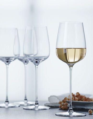 SPIEGELAUWillsberger White Wine Set of 4