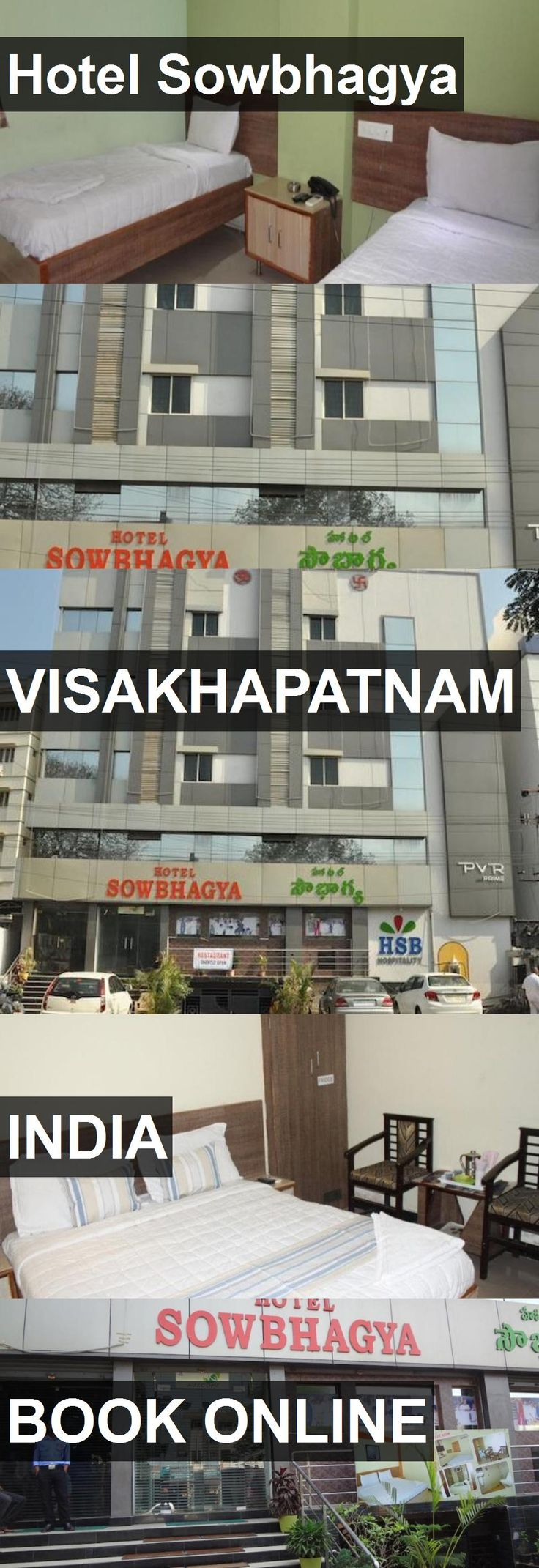Hotel Sowbhagya in Visakhapatnam, India. For more information, photos, reviews and best prices please follow the link. #India #Visakhapatnam #travel #vacation #hotel