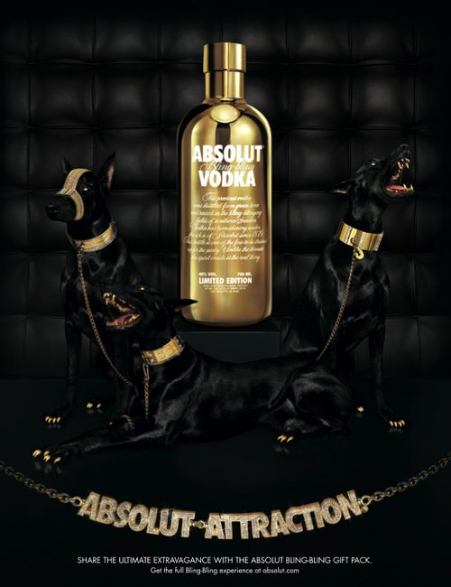 Special editions of Absolut Vodka