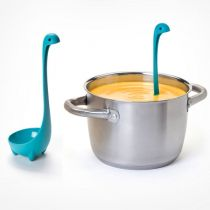 Monstro de Loch Ness Concha de sopa