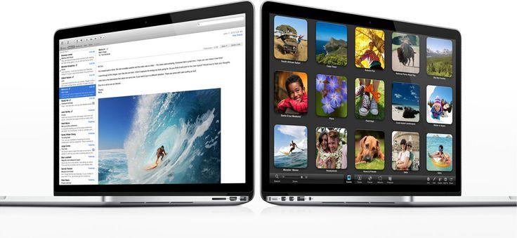 Apple - MacBook Pro with Retina display - Features