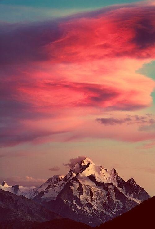 Swiss Alps Near Belalp Switzerland. Breathtaking  Nature Glenn Coco
